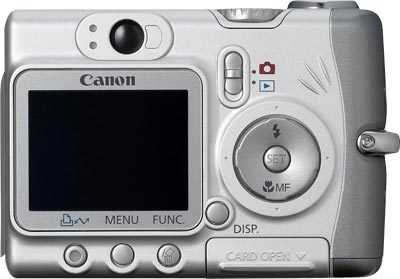 Canon PowerShot A520 + software Zoner 8