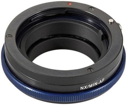 Novoflex adaptér z Sony Alpha/Minolta AF na Samsung NX