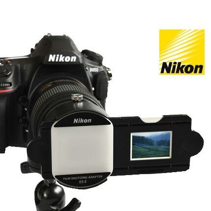 Digitalizace negativů s fotoaparátem Nikon