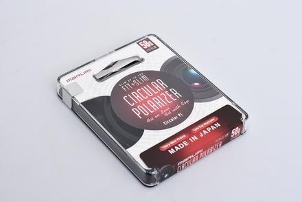 Marumi polarizační cirkulární filtr FIT+SLIM 58mm bazar