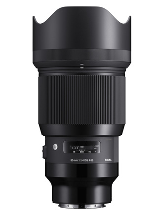 Sigma 85mm f/1,4 DG HSM Art pro L mount