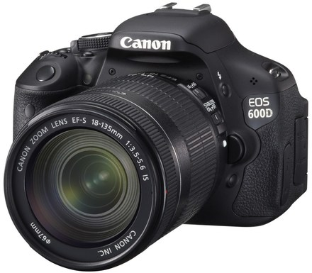 Canon EOS 600D + 40mm f/2,8 STM