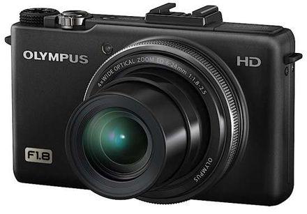 Olympus XZ-1 černý + 16GB karta + pouzdro Ridge 35 + čistící utěrka!
