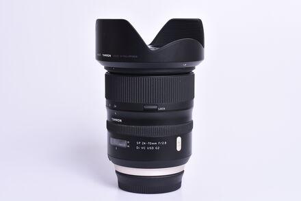 Tamron SP 24-70mm F/2.8 Di VC USD G2 pro Canon bazar