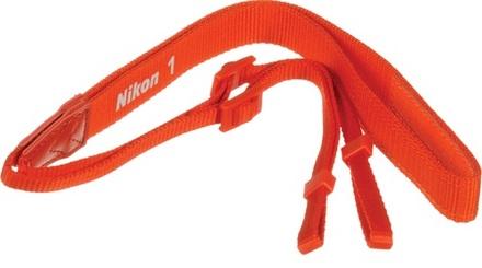Nikon popruh AN-N1000 oranžový