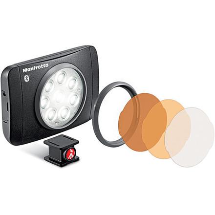 Manfrotto LED světlo LUMIMUSE 8x LED s Bluetooth