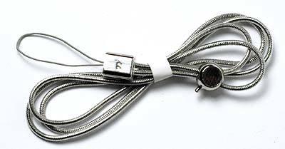 Olympus kovový řetízek Mju