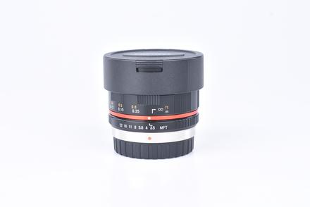 Samyang 7,5 mm f/3,5 pro micro 4/3 bazar