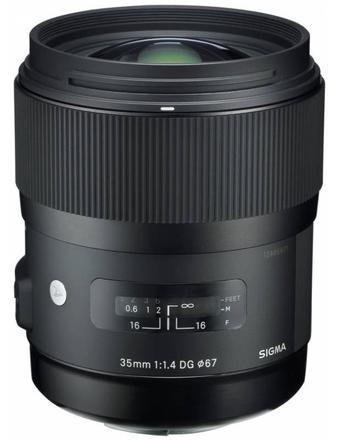 Sigma 35mm f/1,4 DG HSM Art pro Sony