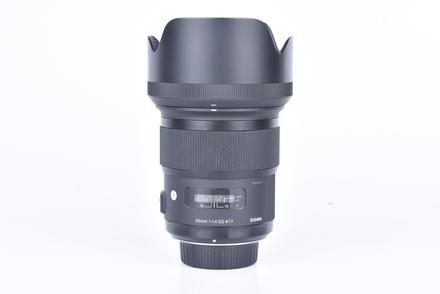 Sigma 50 mm f/1,4 DG HSM Art pro Nikon bazar