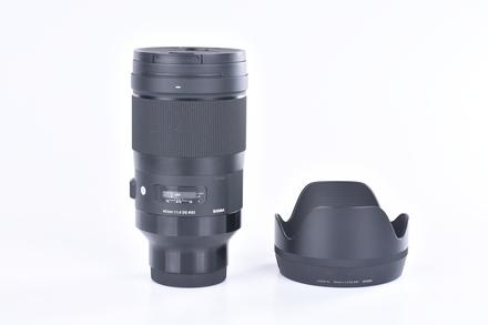 Sigma 40 mm f/1,4 DG HSM Art pro Sony FE bazar