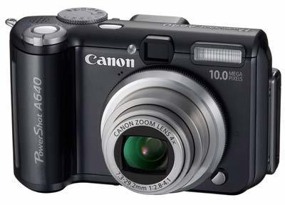 Canon PowerShot A640
