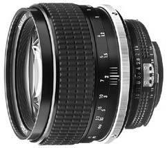 Nikon 85 mm F1,4 NIKKOR s HN-20
