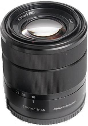 Sony 18-55mm f/3,5-5,6 SEL černý