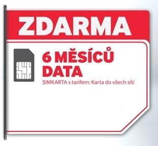 Vodafone sim karta do všech sítí