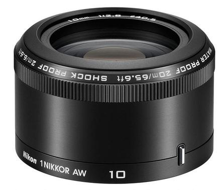 Nikon 1 10mm f/2,8 AW