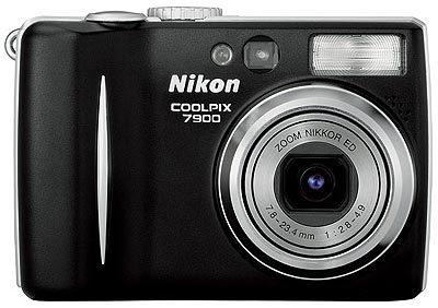 Nikon Coolpix 7900 černý
