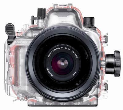 Olympus podvodní pouzdro PT-E03