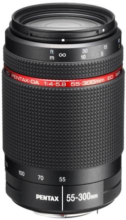 Pentax HD DA 55-300mm f/4,0-5,8 ED WR