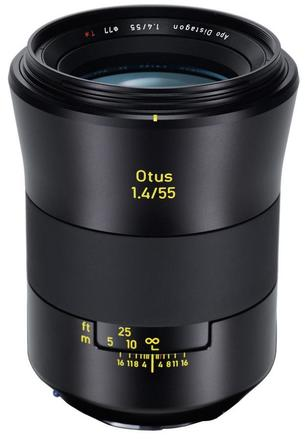 Carl Zeiss Otus 55mm f/1,4 ZE pro Canon