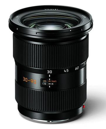 Leica 30-90mm f/3,5-5,6 ASPH VARIO ELMAR-S