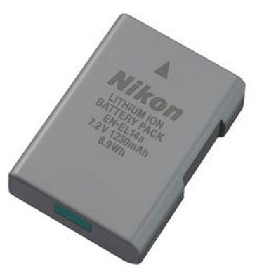 Nikon akumulátor EN-EL14a