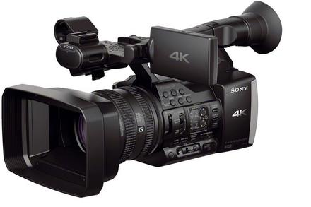 Sony FDR-AX1E