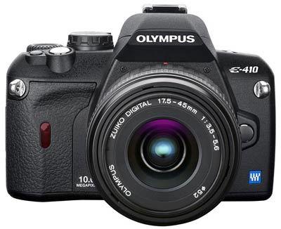 Olympus E-410 SE Kit