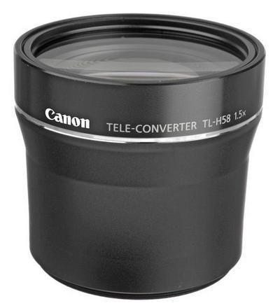 Canon telepředsádka TL-H58