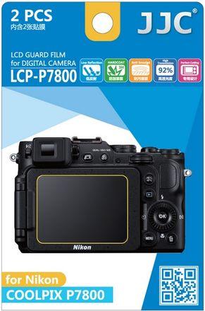 JJC ochranná folie LCD LCP-P7800 pro Nikon Coolpix P7800