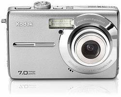 Kodak EasyShare M753 stříbrný