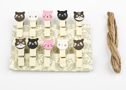 Fujifilm Instax fotokolíčky - Kočky