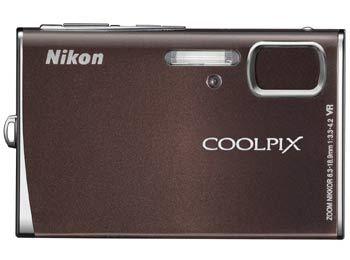 Nikon CoolPix S51 hnědý