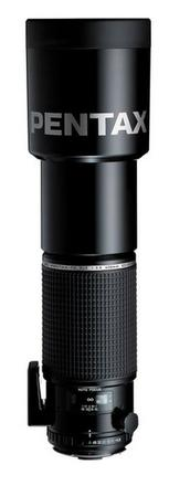 Pentax SMC FA* 645 400mm f/5,6 ED (IF)