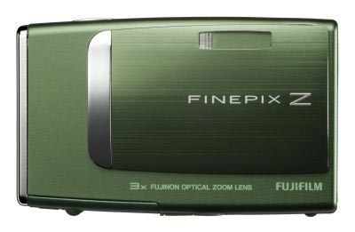 Fuji FinePix Z10fd zelený khaki