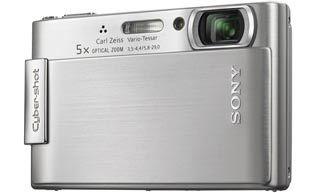 Sony DSC-T200 stříbrný