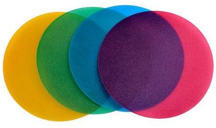 Terronic set barevných filtrů pro základní reflektor PF400/200