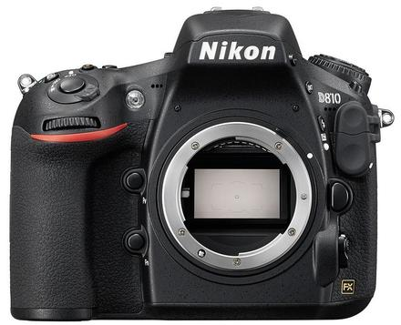 Nikon D810 + Tamron 24-70 mm!