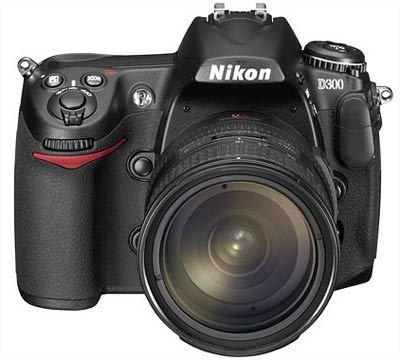 Nikon D300 tělo - předváděcí kus