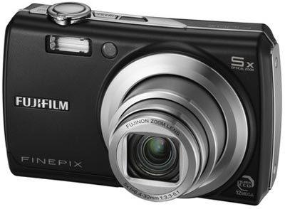 Fuji Finepix F100fd černý + SD 2GB karta!