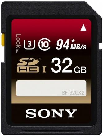 Sony SDHC 32GB Class 10 UHS-I Expert 94Mb/s