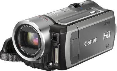 Canon HF100