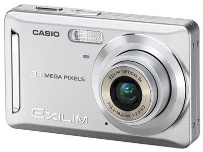 Casio EXILIM Z9 stříbrný