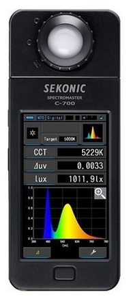 Sekonic Color Meter C-700