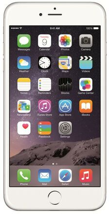 Apple iPhone 6 Plus 16GB stříbrný