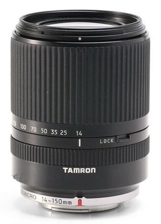 Tamron 14-150mm f/3,5-5,8 AF Di III pro micro 4/3
