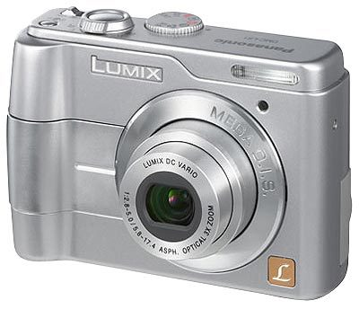 Panasonic DMC-LS1