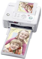 Sony DPP-FP95 bílá