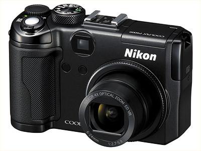 Nikon Coolpix P6000 + blesk SB-400