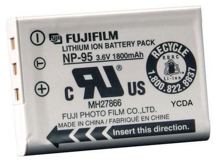 Fujifilm akumulátor NP-95